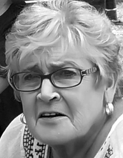 Betty Jo Blackburn Gilkey