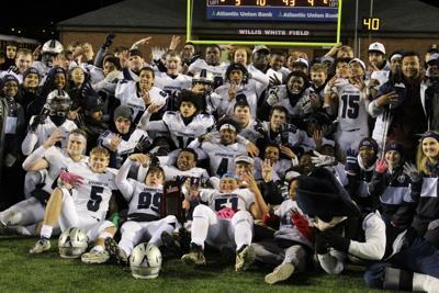 Appomattox reigns supreme in Virginia Class 2 football