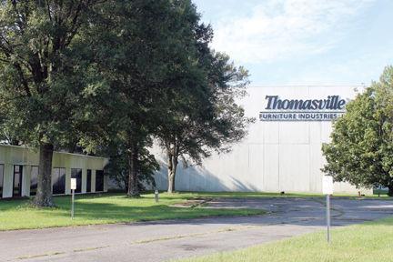 Former Thomasville Furniture Factory, Thomasville Furniture Industries