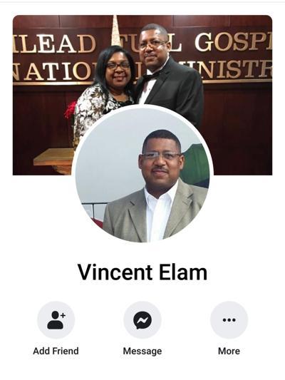 Vincent Elam