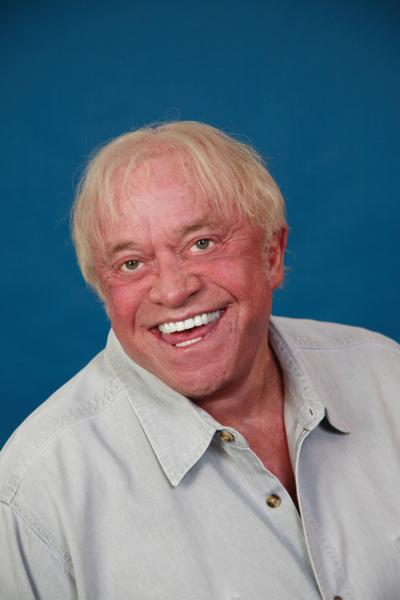 Comedian James Gregory