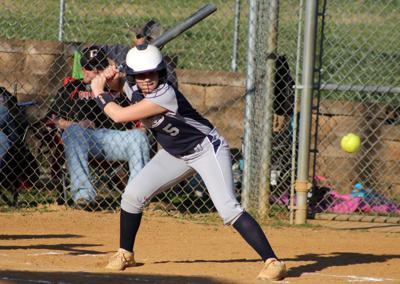 Raiders softball bats explode on Chatham