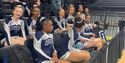 Appomattox cheer team advances to VHSL State Finals round