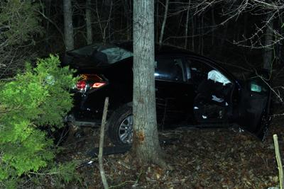 Single vehicle crash in Appomattox County sends one to hospital