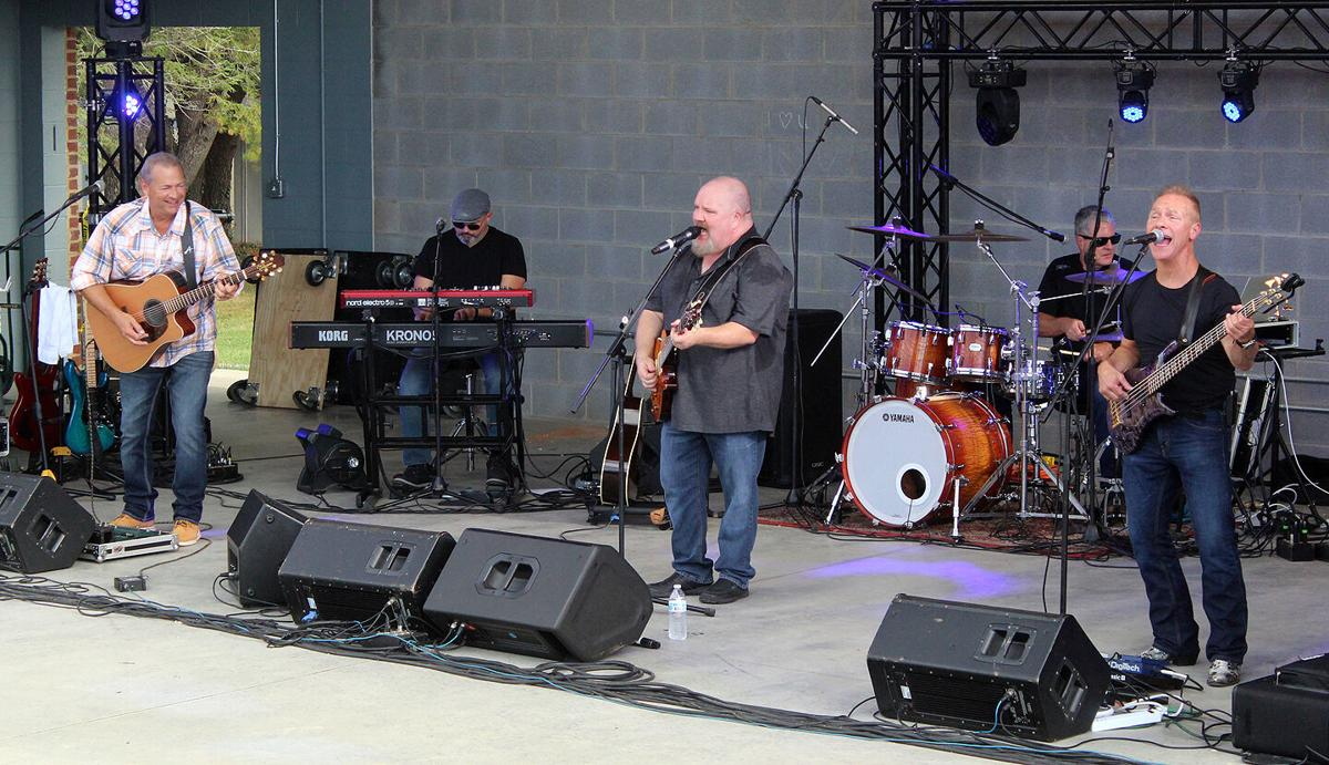 Doobie Brothers tribute band 'Eyes of Silver' plays at Railroad Festival