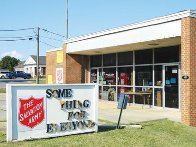 Salvation Army store