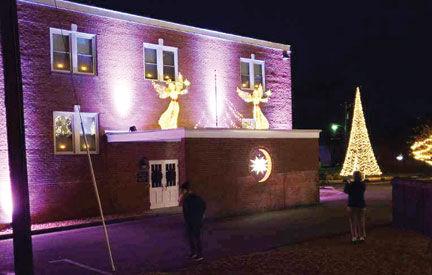 Liberty Christmas Lights Show (photo 2)