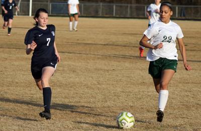 Appomattox girls soccer dominates Glenvar
