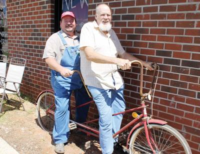 Do Little and Bums co-owners Richard Chandler and John Burks