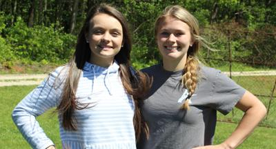 Two senior Raider softball players discuss past, present, future