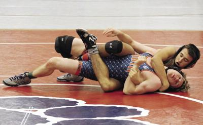 ACHS wrestling meet at Chatham rescheduled for today; team placed two in finals at LCA