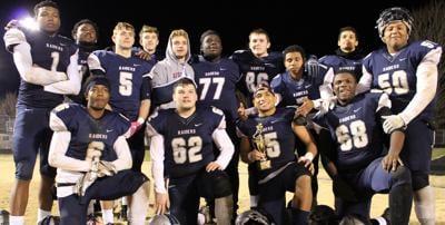 Appomattox Raiders return to familiar waters with Region 2C trophy