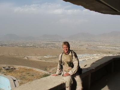 Command Sergeant Major Gretchen Evans, U.S. Army (Retired)
