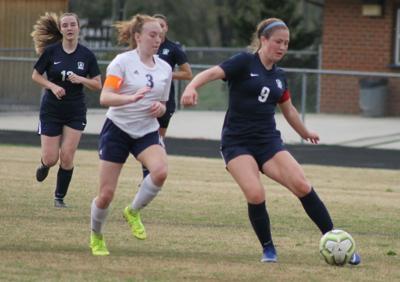 Fulcher, Ranson combine on last-second OT clincher for Appomattox girls soccer