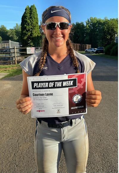 MaxPreps honors Layne as Player of the Week