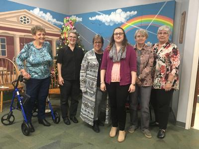 New Library Director Diana Harvey