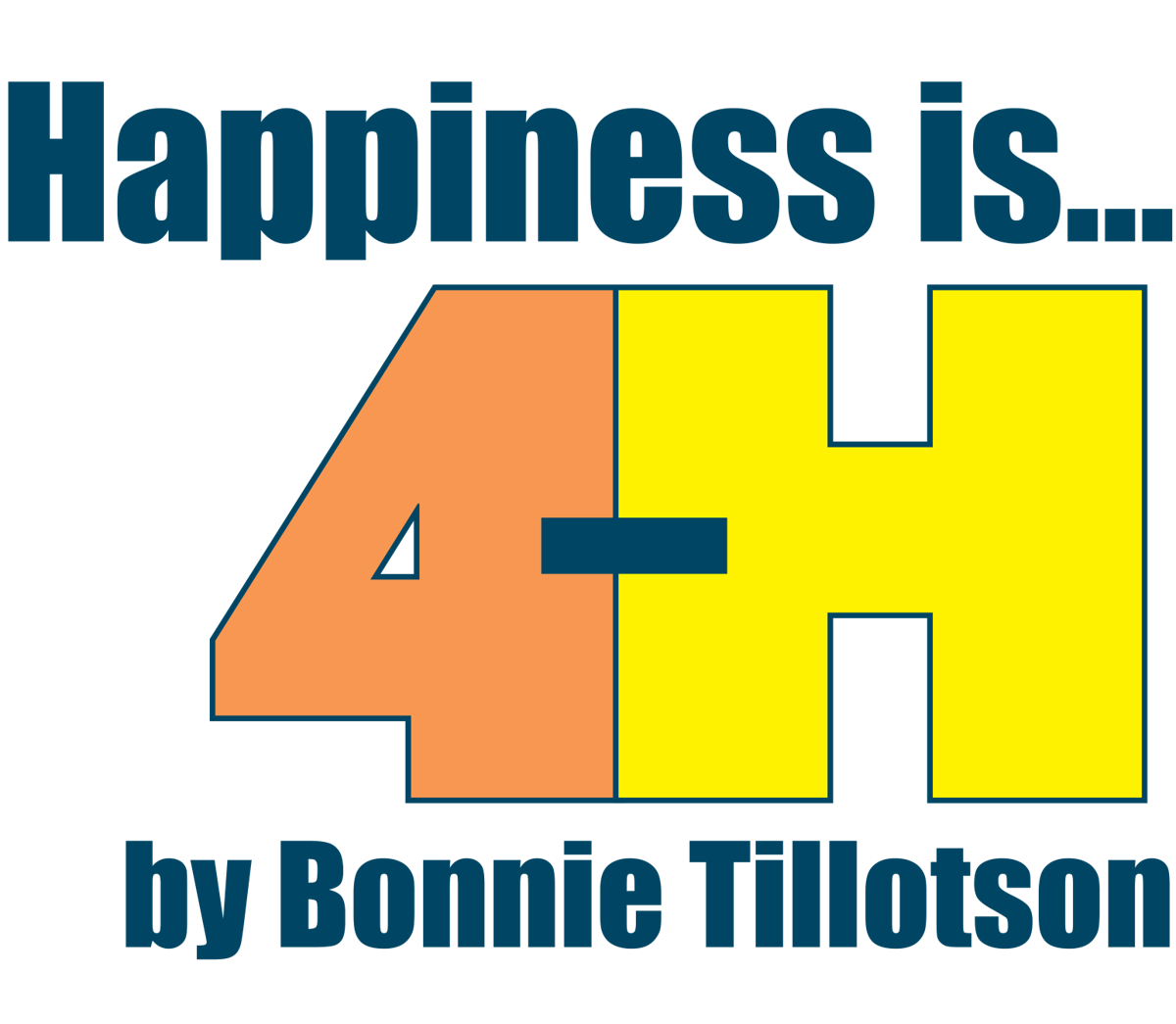 Happiness is 4-H