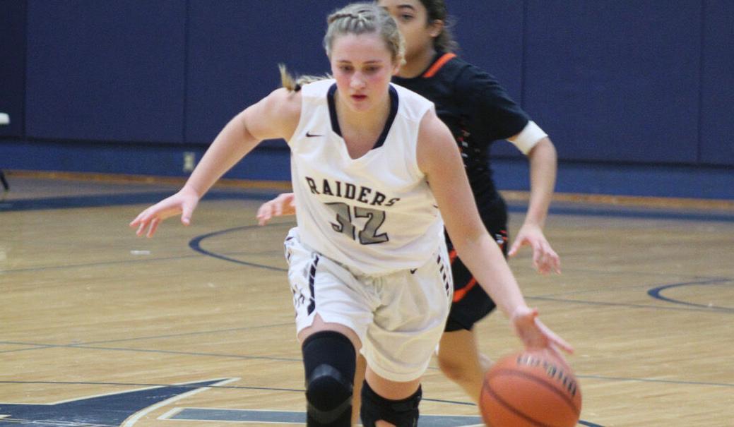 Lady Raiders basketball teams sweep Altavista in season openers