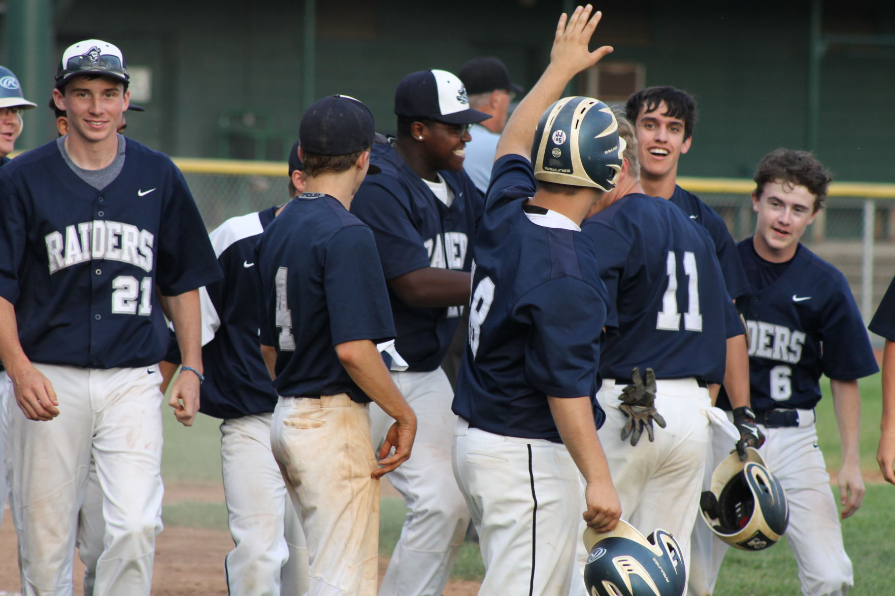Raiders baseball faces Chatham tonight for regional title