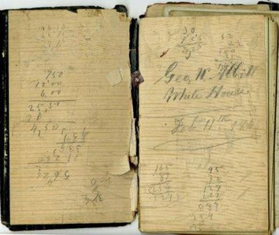 George Abbitt Civil War Diary (1863-64)