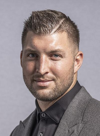 Tim Tebow to deliver virtual keynote address at Liberty University Commencement