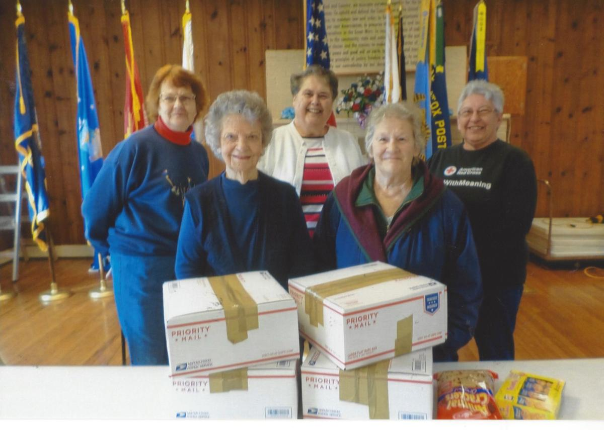 American Legion care for American soldiers in Afghanistan | News