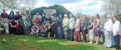 Appomattox UDC holds annual Memorial Service