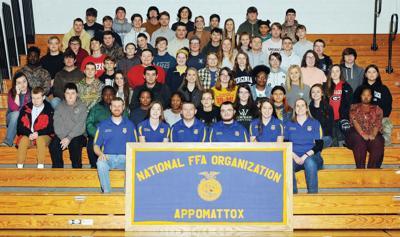 Appomattox Sr. FFA Chapter of Appomattox County High School