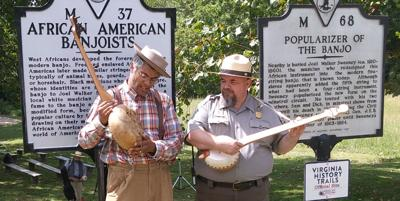 African American banjoists honored at festival