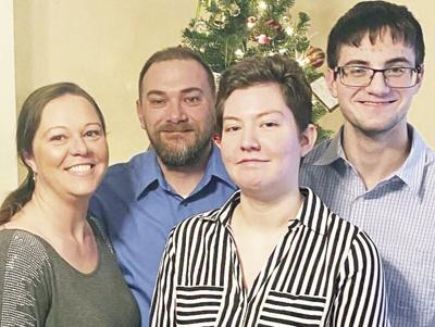 Kurt Santini and family