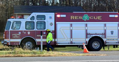Three-vehicle accident on Route 460 slows traffic in county
