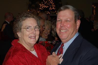 Robert Carter Harris and Katherine Caldwell Harris