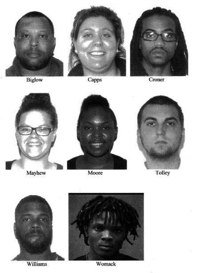 Appomattox County Sheriff's Office announces additional drug arrests