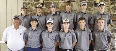 Appomattox golf on winning streak