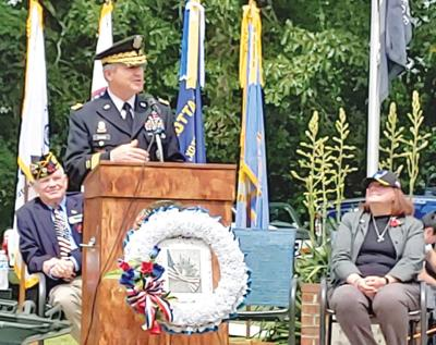 American Legion, VFW join forces for Memorial Day ceremony Monday