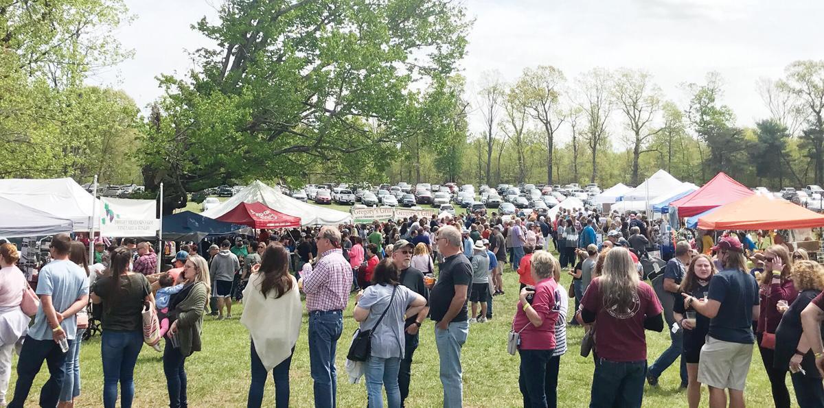 Oyster Festival makes comeback, bigger than ever