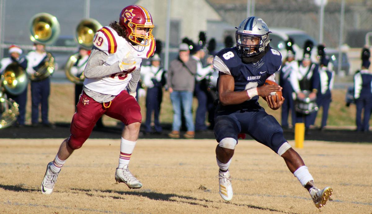 Images: Appomattox Raiders 2019 Class 2 Semifinal win over Graham
