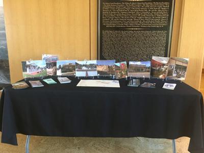 American Civil War Museum display