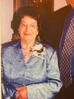 Mary Lee Mendez Reynolds