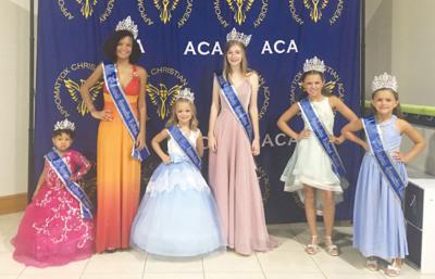 2019 Miss Historical Appomattox Railroad Festival beauty pageant
