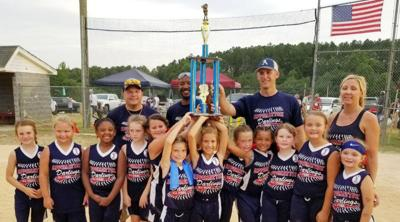 Appomattox Darlings win Dixie Softball State Championship