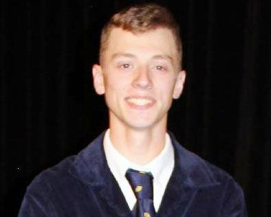Dinterman elected as FFA State Vice President