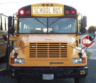 Keep our children safe; stop for busses
