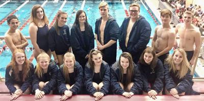 Appomattox swimmers set school records, qualify for state championships