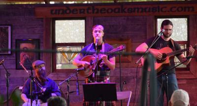 Sean Heely Celtic Trio