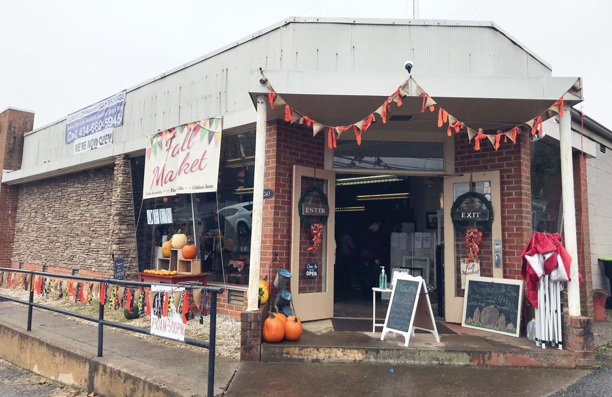 Appomattox Vintage and Artisans Market