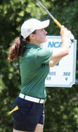 Former Raider golfer Jillian Drinkard is college All-American