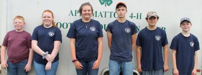 Appomattox 4-H BB Gun Team competing at nationals this week