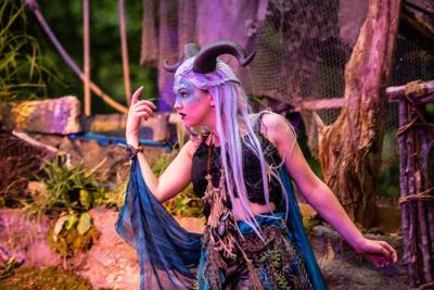 "Wolfbane Productions' show of ""Tempest"""