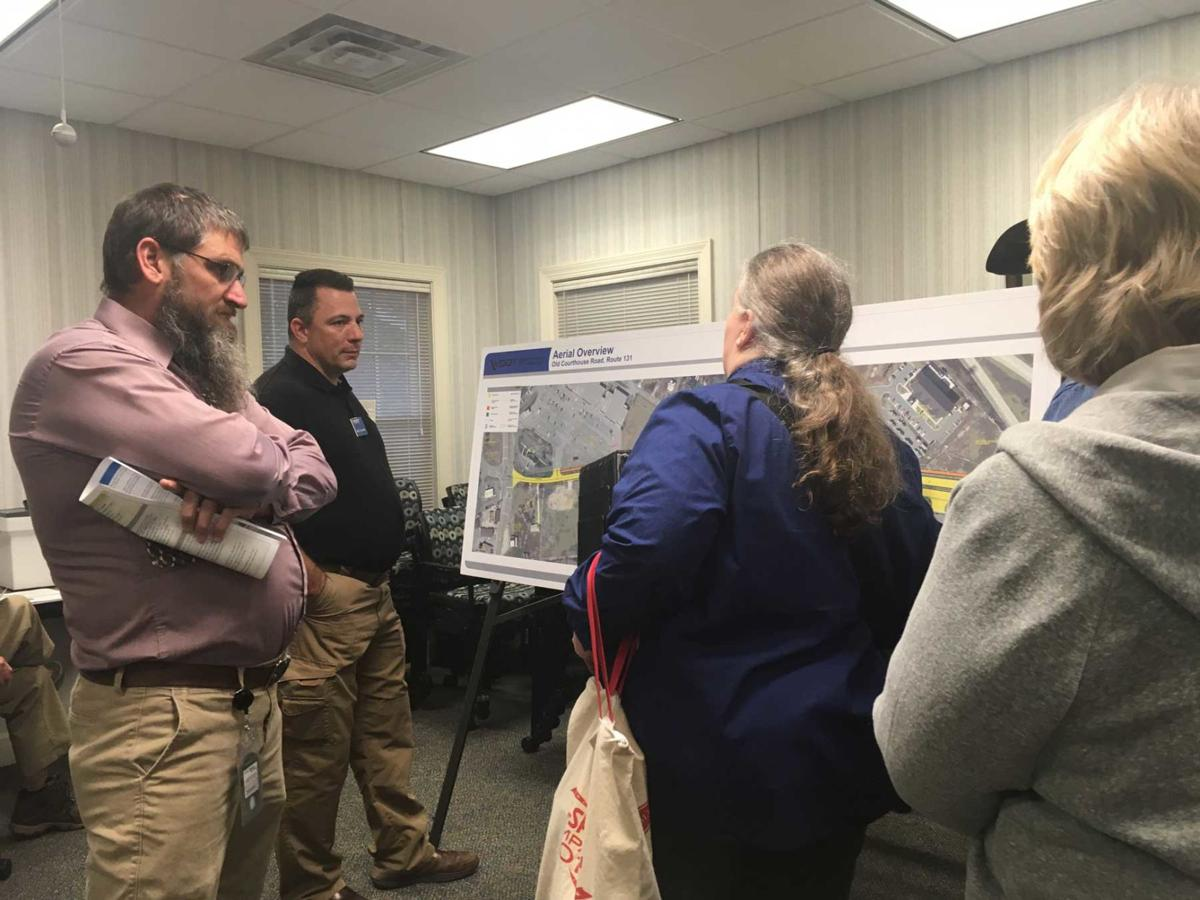 Location and Design Public Hearing
